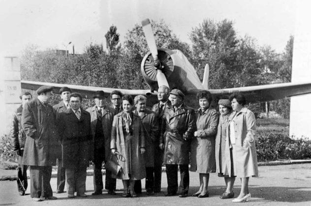29 сентября 1981 года, Дни советской литературы во Владивостоке.