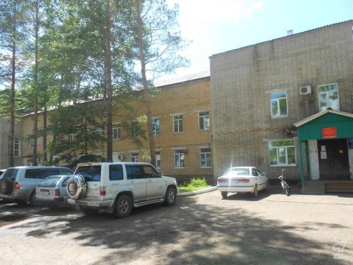 Анучинская больница