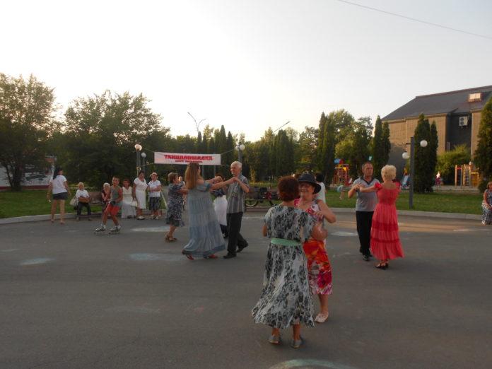 Танцплощадка для взрослых