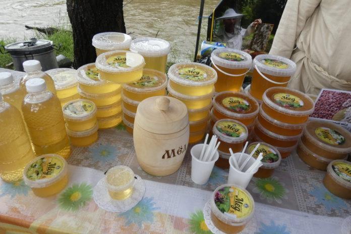 Анучинский мёд