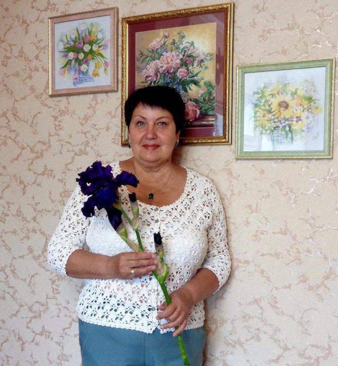 Нина Ющенко