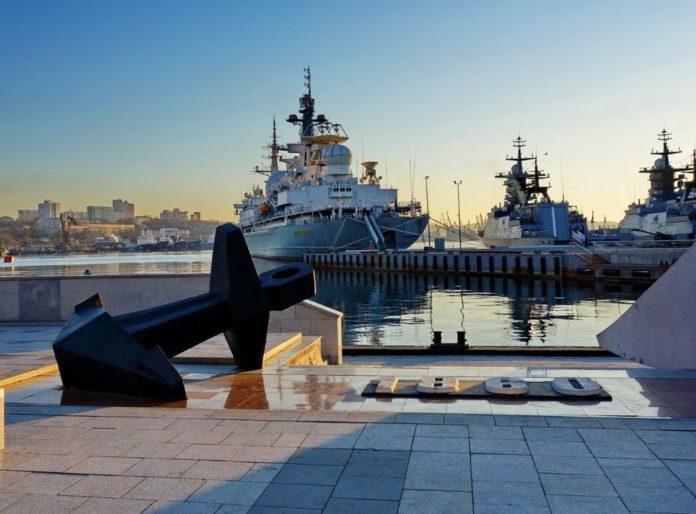 Акеула-Медиа. Корабли Владивостока