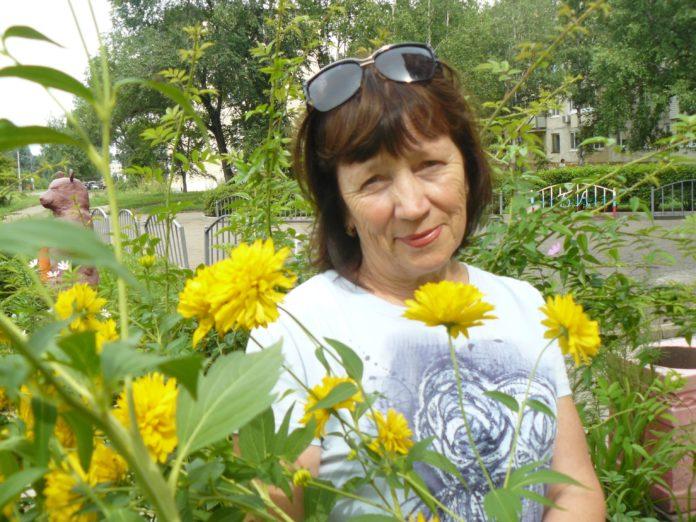Галина Иннокентьевна Соболева.