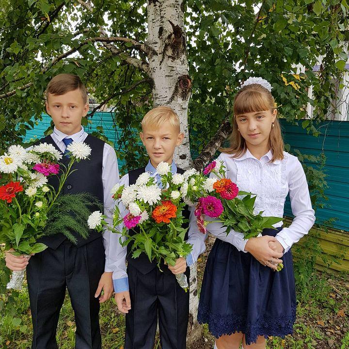 Дети Пинчук