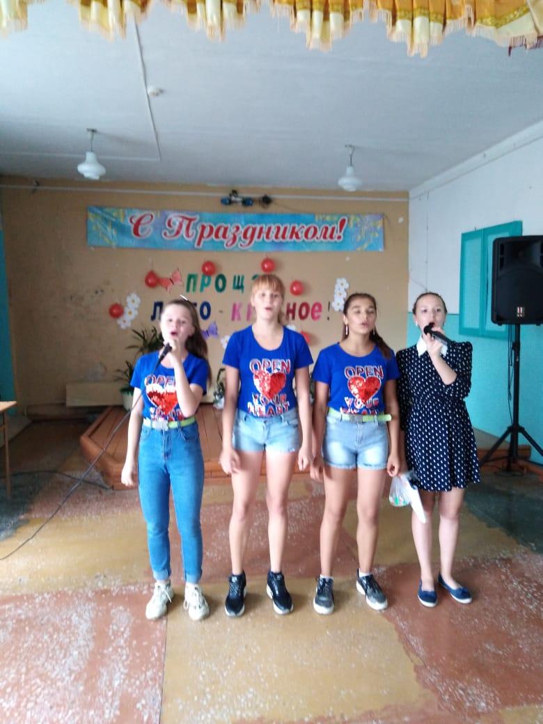 Девочки в Покровке