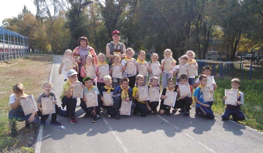 Ученики с Грамотами