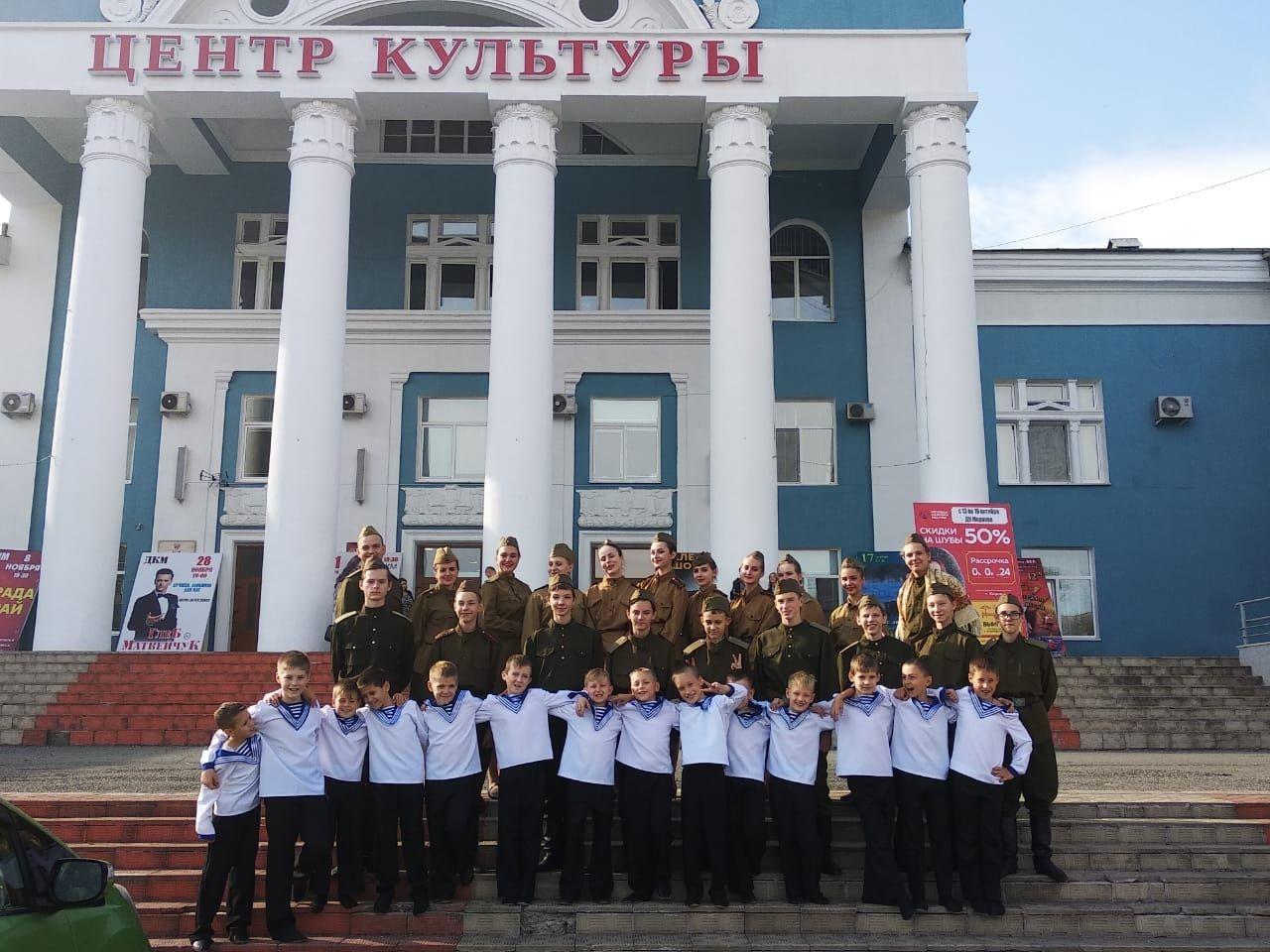 Народный хореографический коллектив «Романтика».