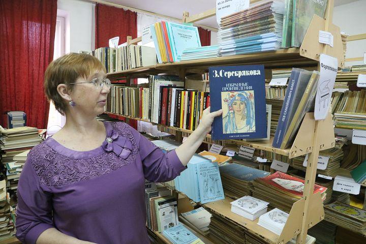 Закуплено много учебников и методической литературы