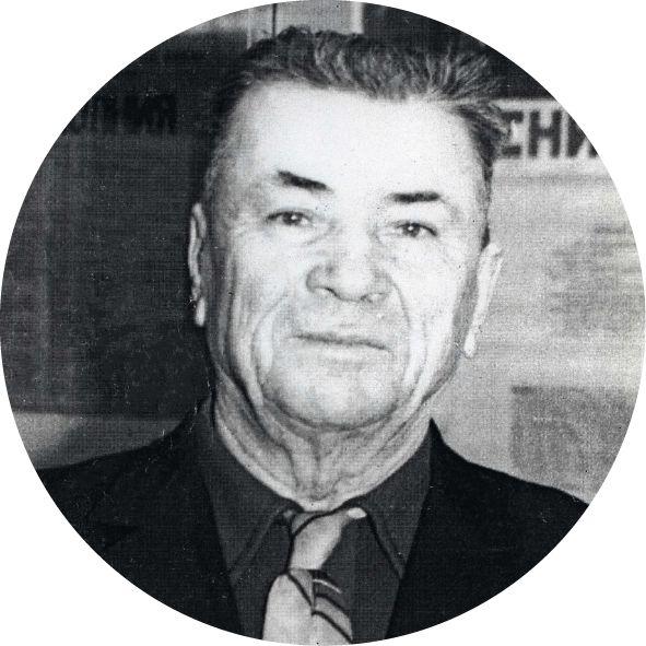 Тимофей Кузьмич Каськов
