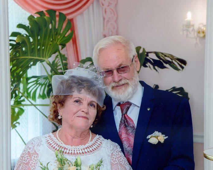 Супруги Марьинских