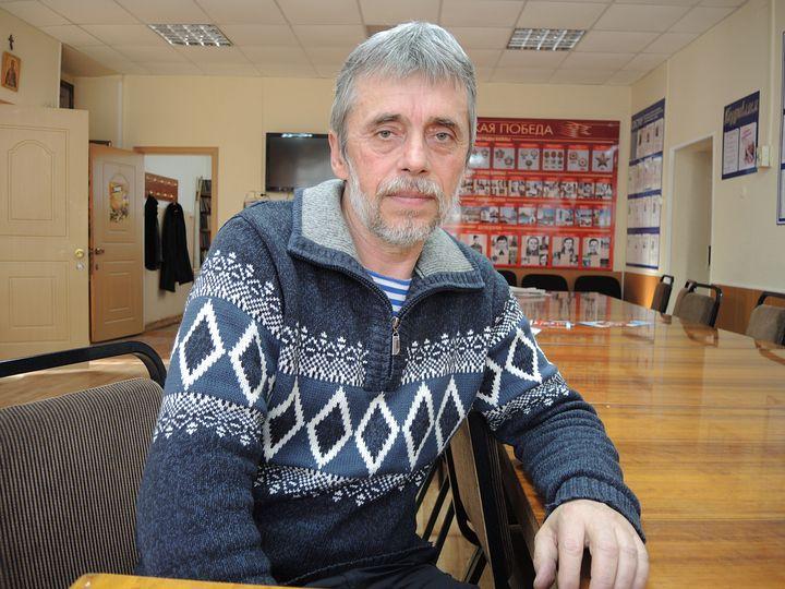 Алексей Обовской