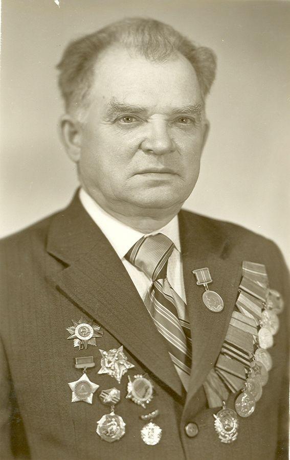 Барчук Иван Михайлович