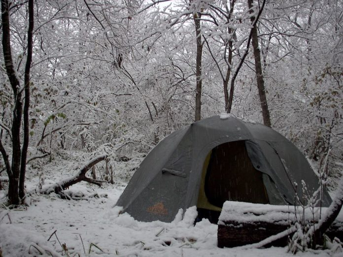 Экстрим зимних походов
