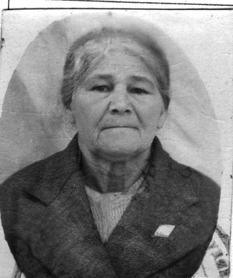 Лидия Мордовская