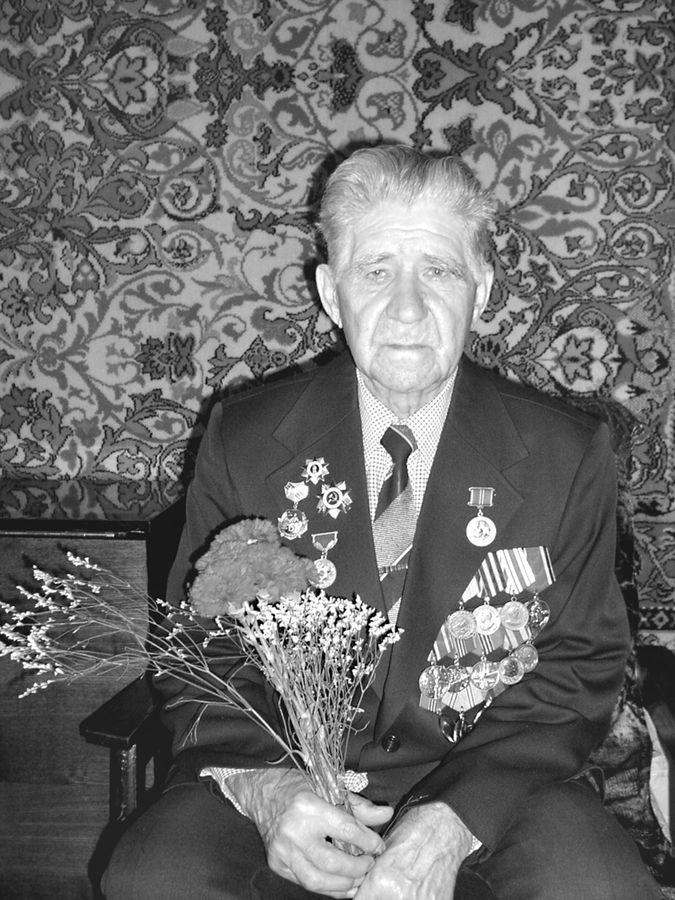 Михаил Савельевич Бежко