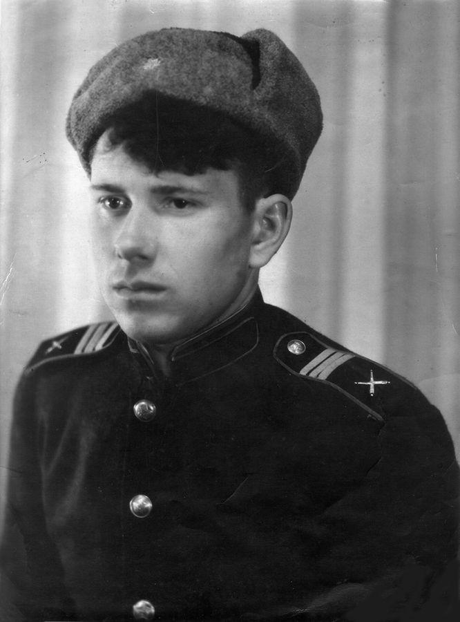 Военное фото Николая Филиппова