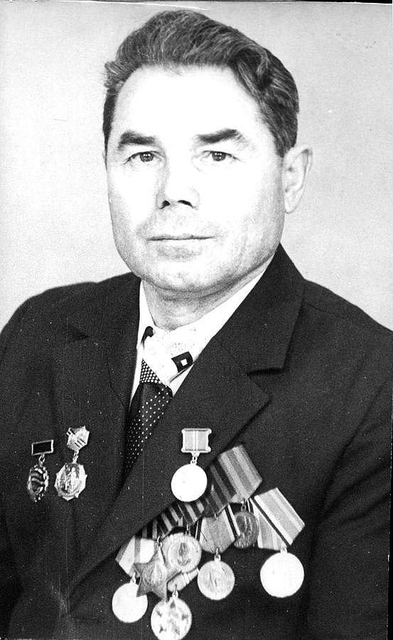 Афанасьев Владимир Михайлович