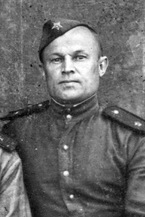 Алексей Никитович Якимов