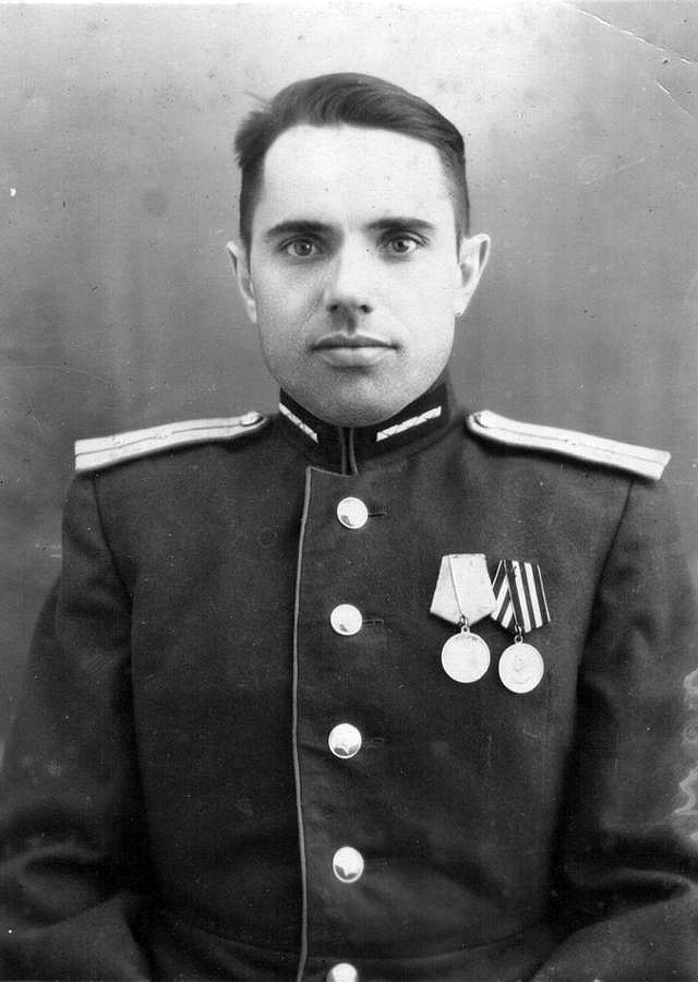 Алферов Вячеслав Дмитриевич