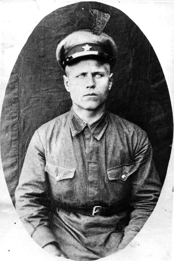 Ануфриев Иван Матвеевич