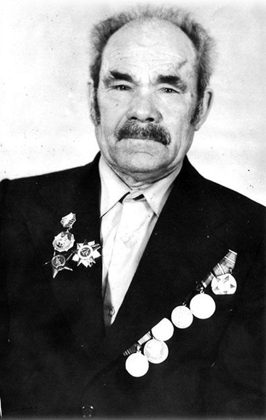 Баран Игнат Игнатьевич