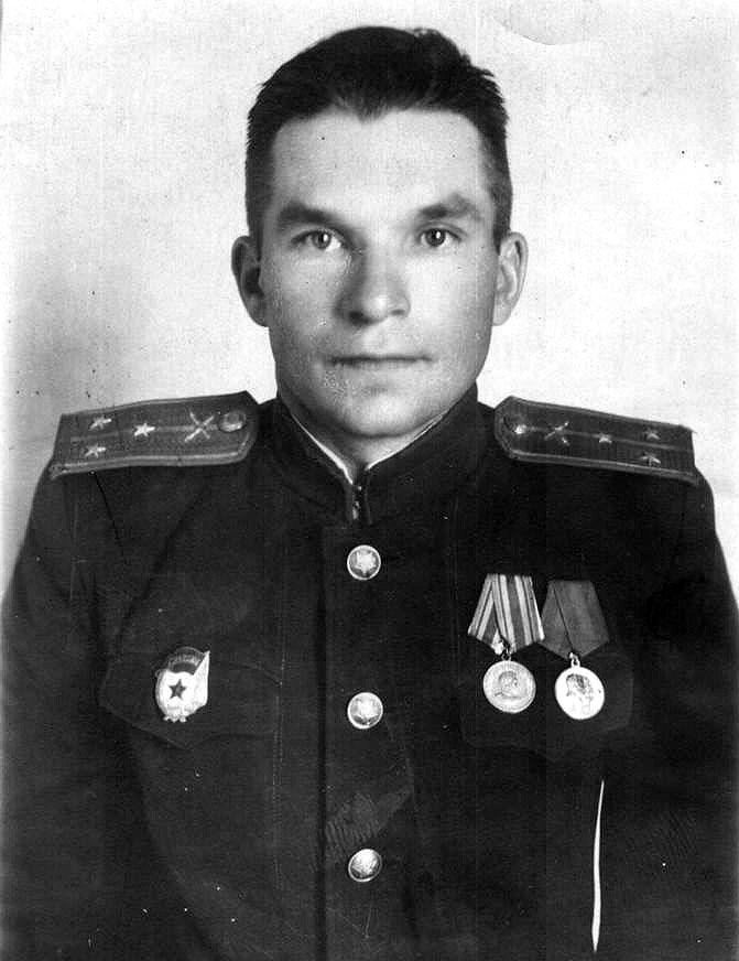 Беседин Александр Петрович