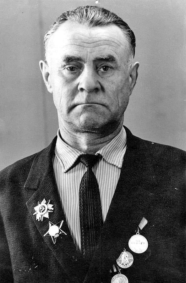 Боев Василий Михайлович