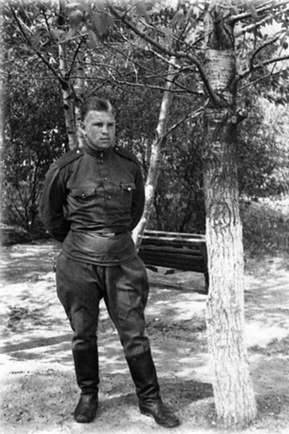Бородин Иван Савельевич