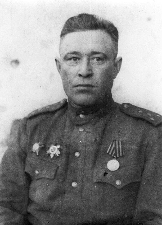 Бурик Александр Федорович