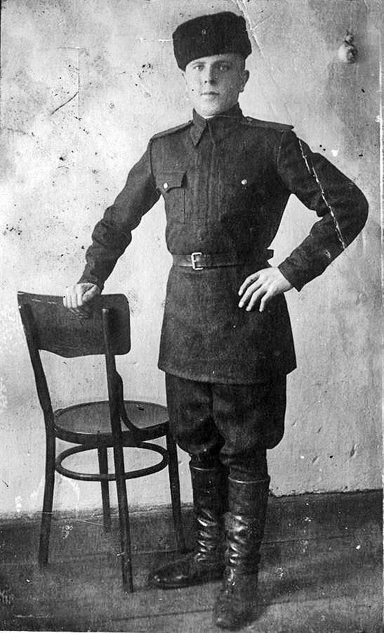 Бурцев Андрей Акимович