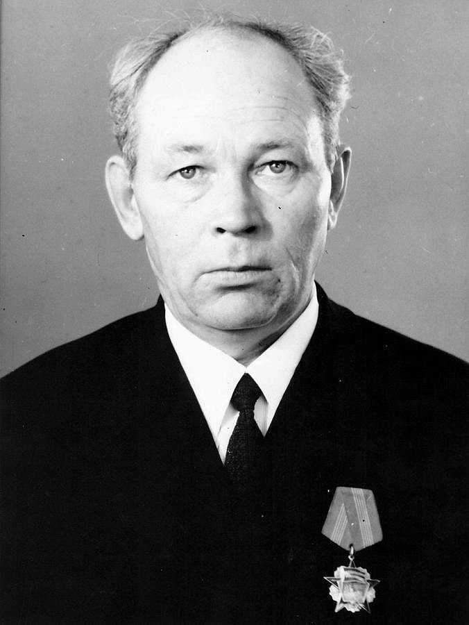 Черкашин Михаил Павлович