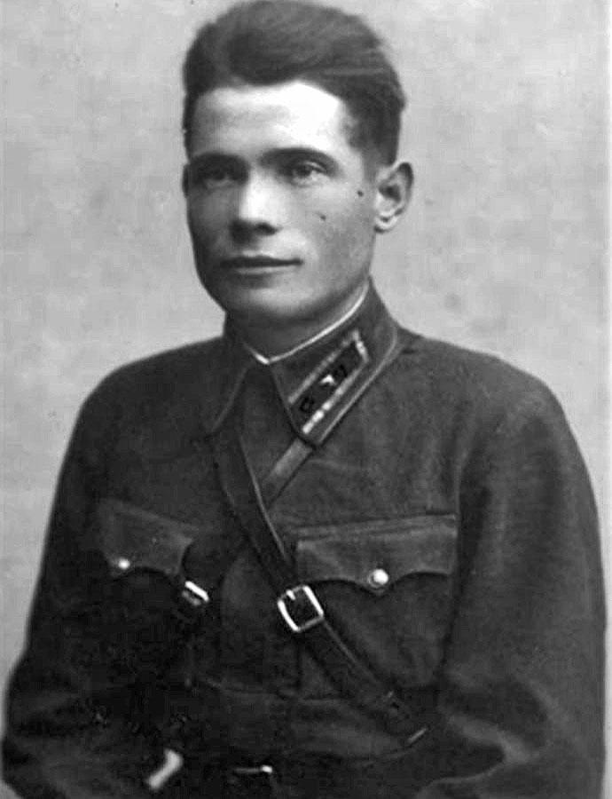 Дыхнов Дмитрий Андреевич
