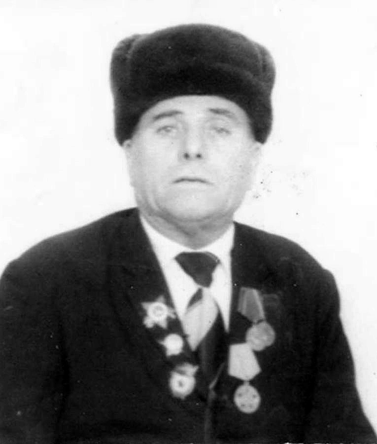 Федченко Иван Степанович