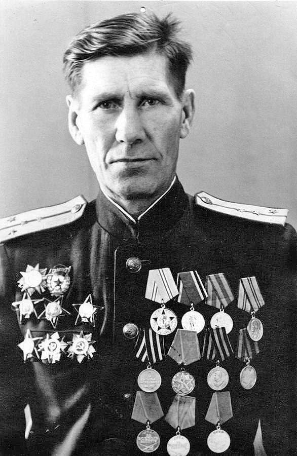 Горбач Григорий Сергеевич