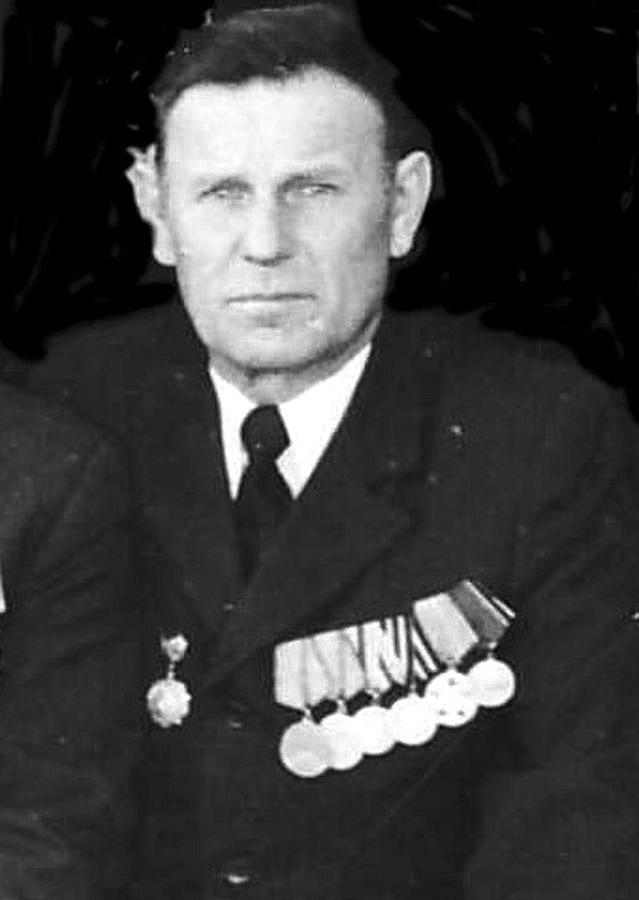 Халиманов Василий Никифорович