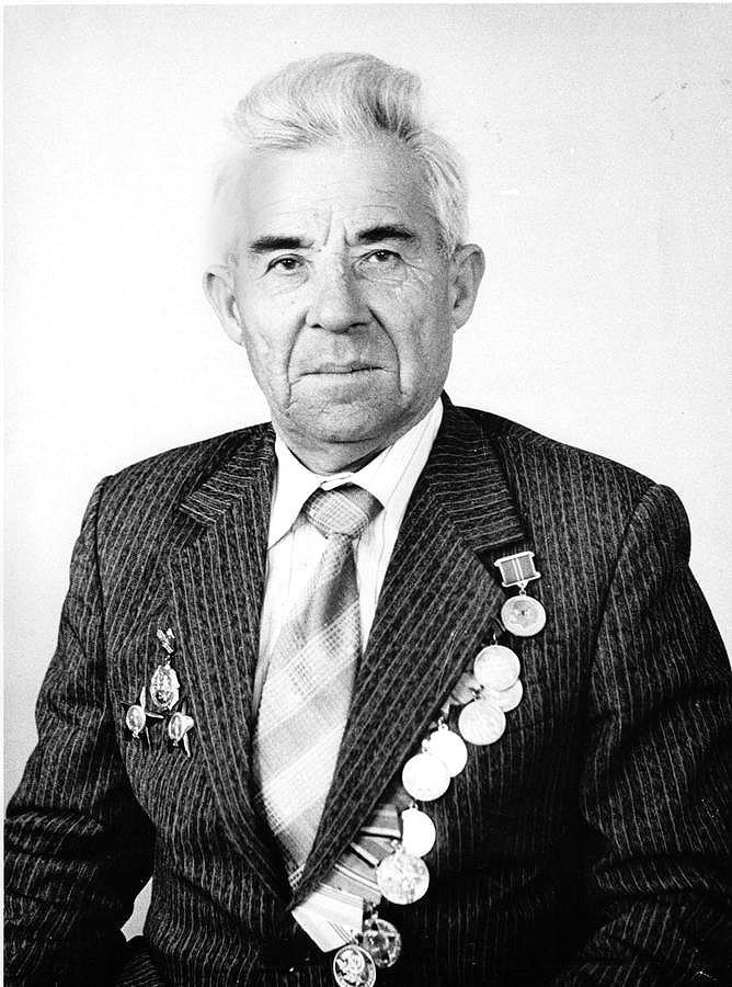 Калмыков Павел Петрович