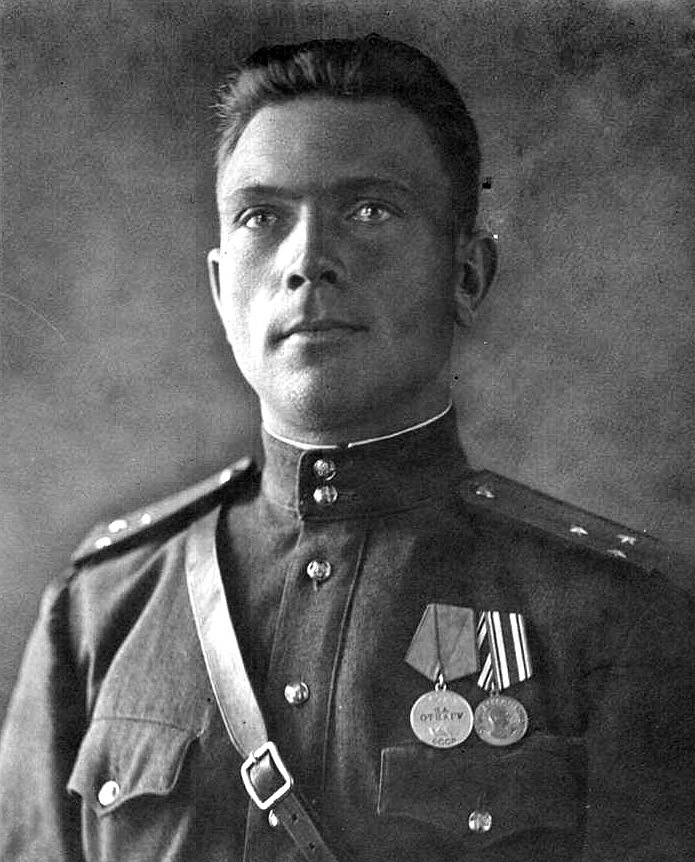 Кондаков Федор Андреевич