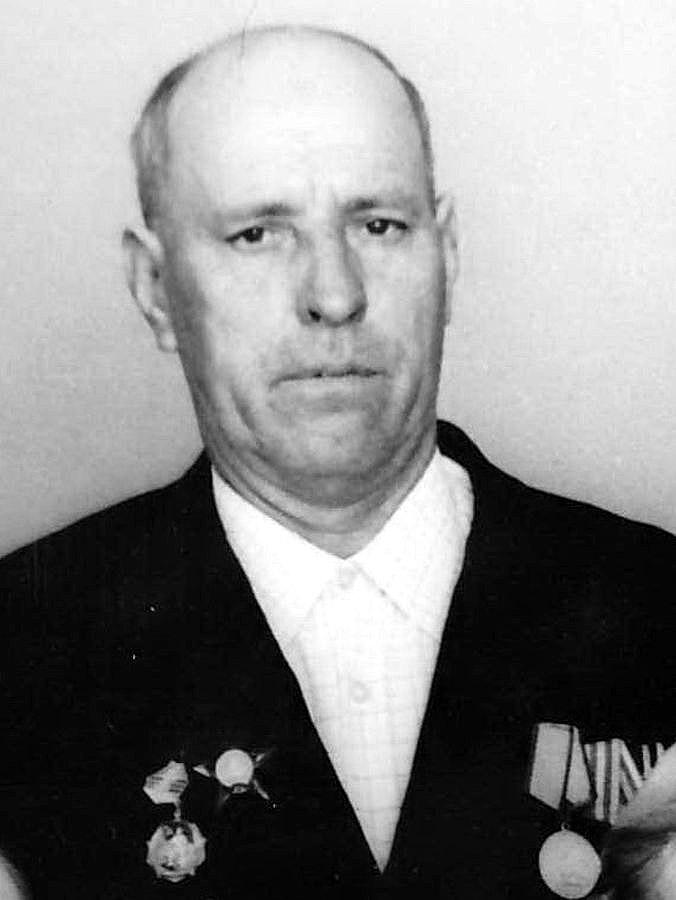 Кравченко Иван Тихонович