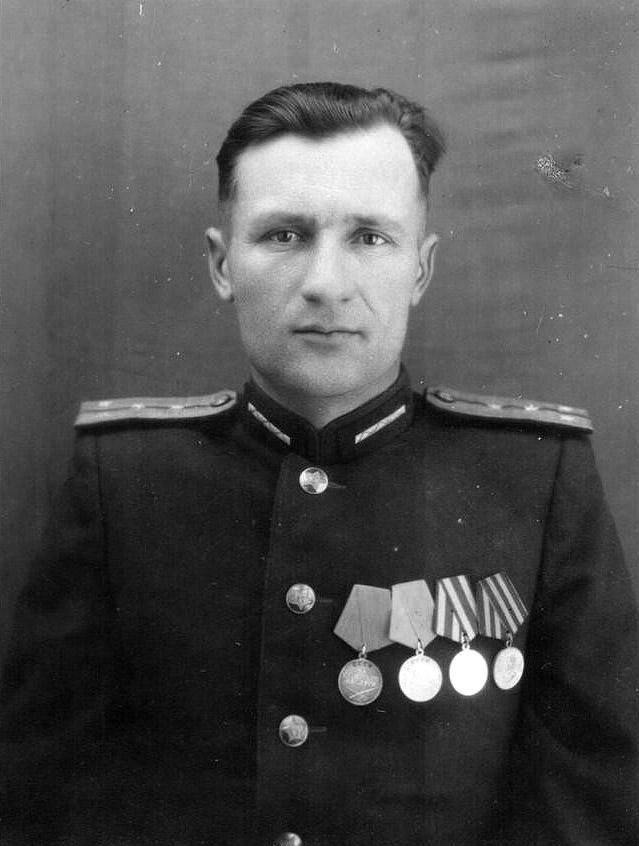 Кухарь Яков Семенович_капитан