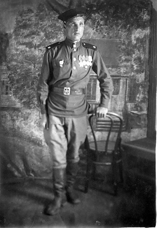 Кулеба Афанасий Иванович