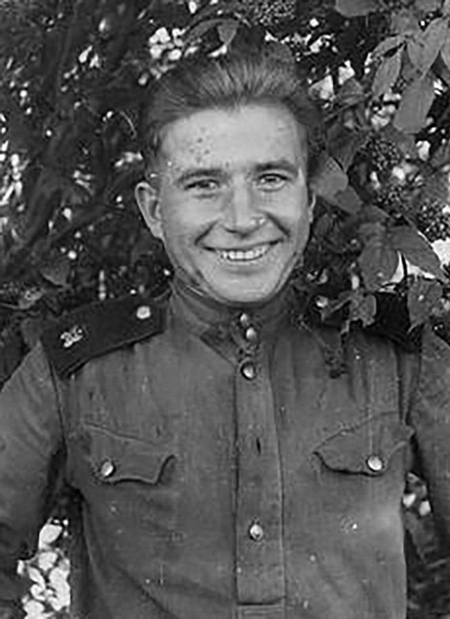 Курочкин Петр Павлович