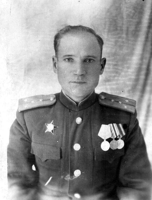 Кузьменко Михаил Степанович