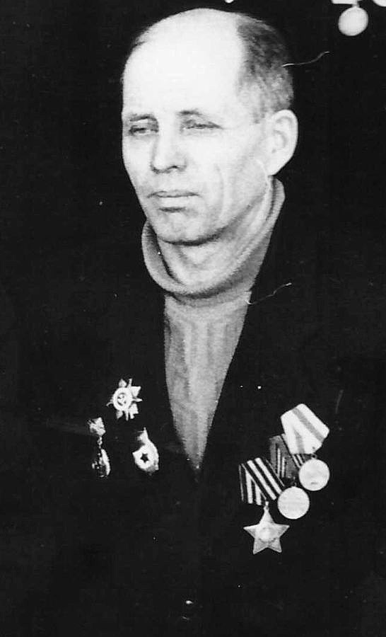 Левашов Степан Федорович