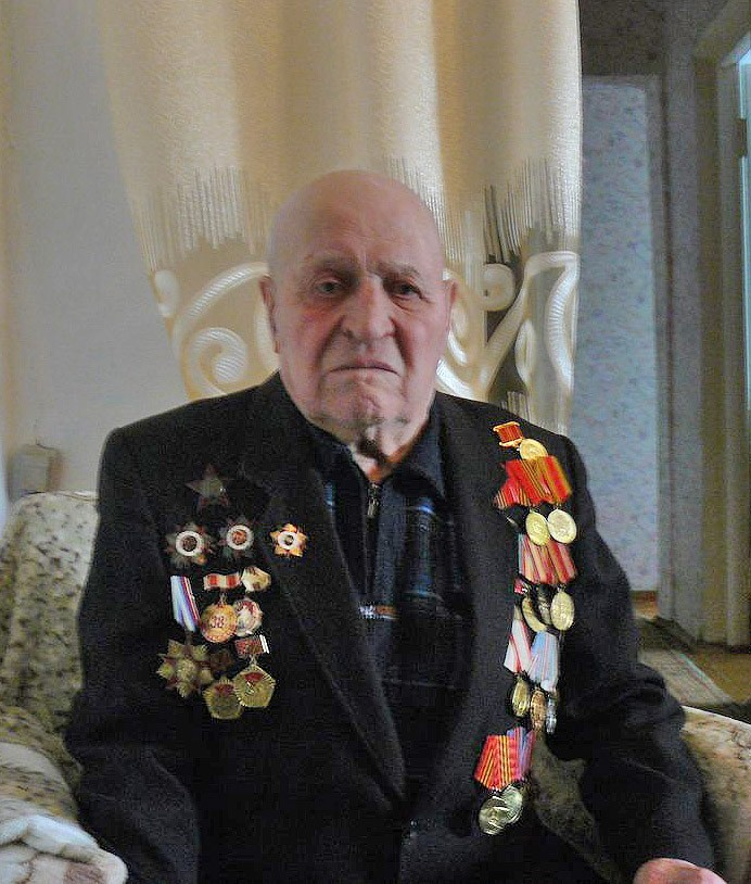 Матвеенко Николай Ильич