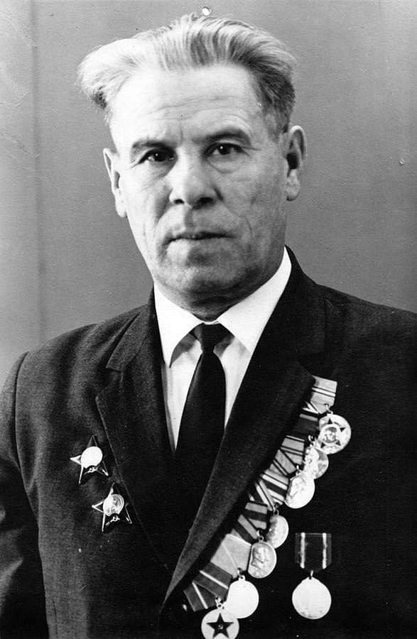 Молчанов Михаил Данилович