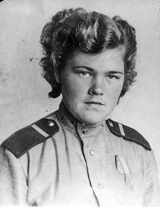 Одиночкина Валентина Степановна, 1944г