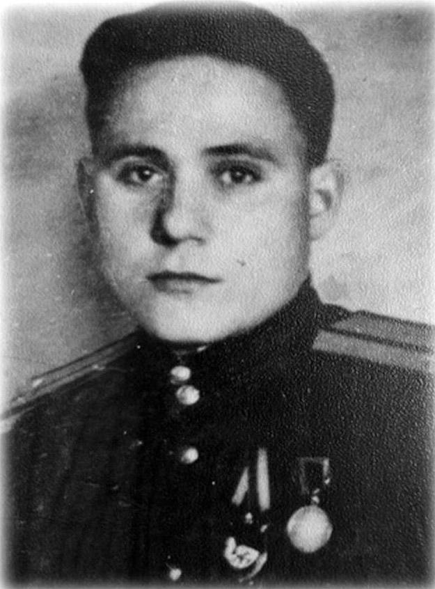 Остроушко Михаил Иванович