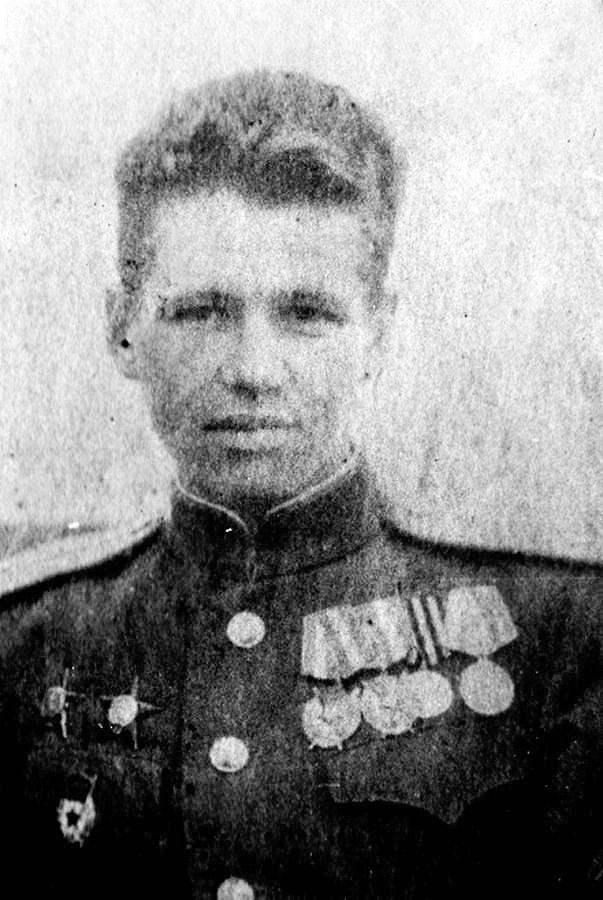 Патракеев Николай Александрович