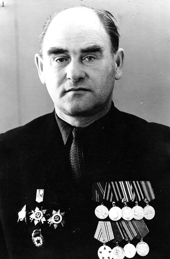 Павлов Григорий Сергеевич