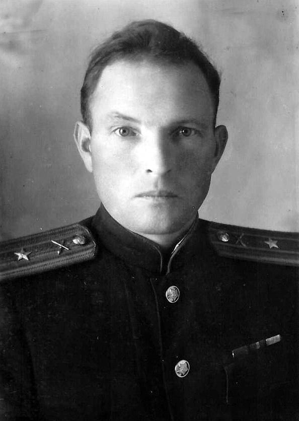 Песенцев Николай Александрович